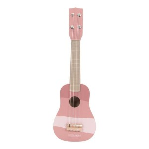 Gitara Róż LD7014, Little Dutch